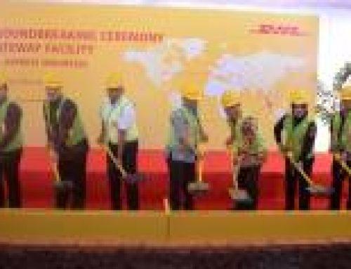 Investasi Rp49 Miliar, DHL Express Bangun Gateway di Semarang